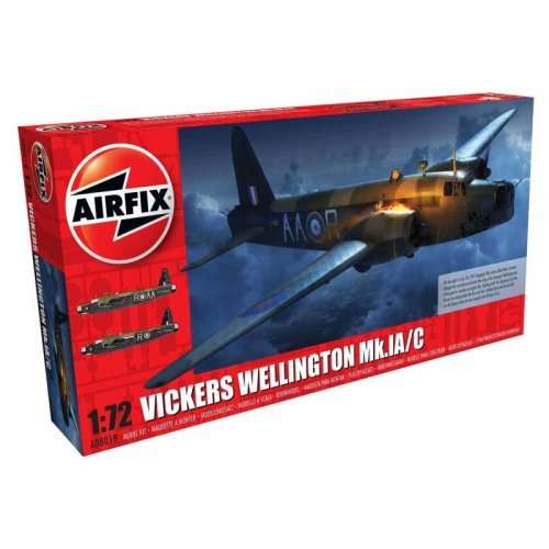 Vickers Wellington Mk.IA/C, 1/72