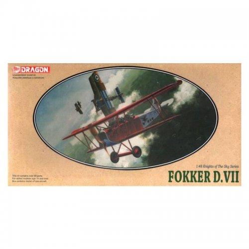 Fokker D.VII,  1/48