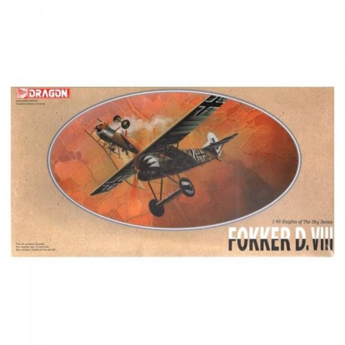 Fokker D.VIII,  1/48