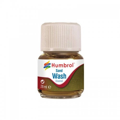 Enamel Wash Sand  28ml