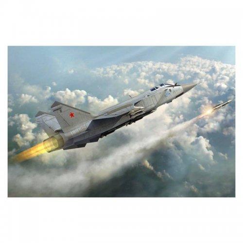 Russian MiG-31 Foxhound , 1/48