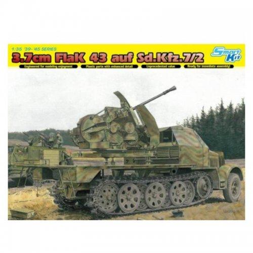 Sd.Kfz.7 w/3. 7cm Flak 43, 1/35