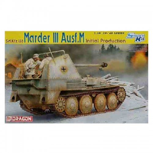 Marder III Ausf.M Initial Production , 1/35