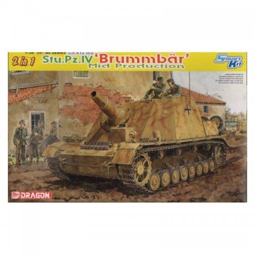 Brummbar Sd.Kfz.166 Stu.Pz IV
