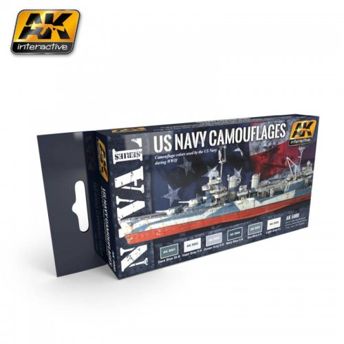 US NAVY CAMOUFLAGES