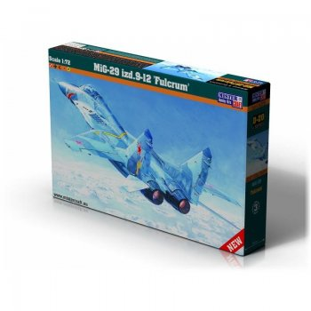 MiG-29A 'Fulcrum', 1/72 Mistercraft