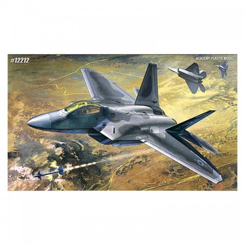 F-22A Air Dominance Fighter, 1/48