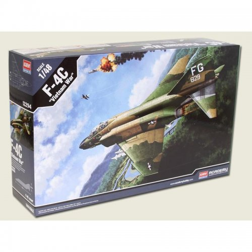F-4C PHANTOM Vietnam War, 1/48