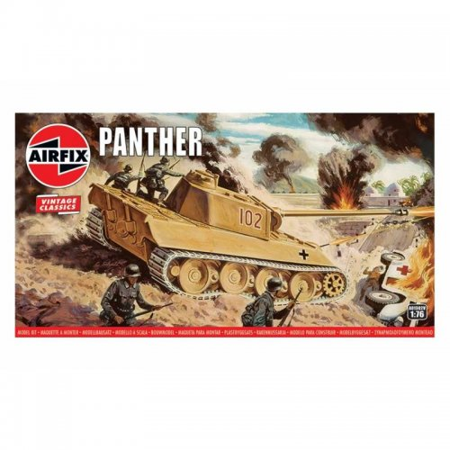 Panther Tank - Vintage Classics 1/76