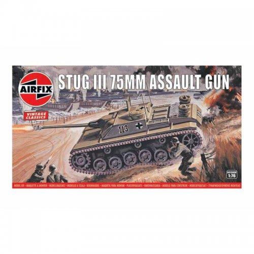 Stug III 75mm Assault Gun  - Vintage Classics 1/76