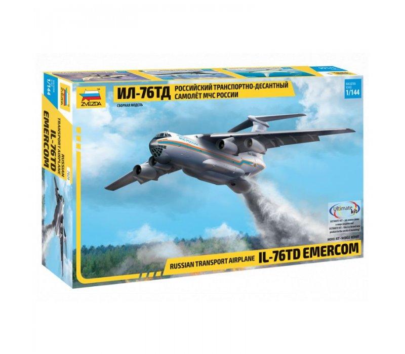 """IL-76TD """"EMERCOM"""",  1/144"""