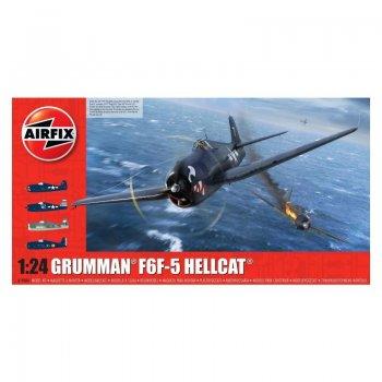 Grumman F6F-5 Hellcat, 1/24 airfix a19004