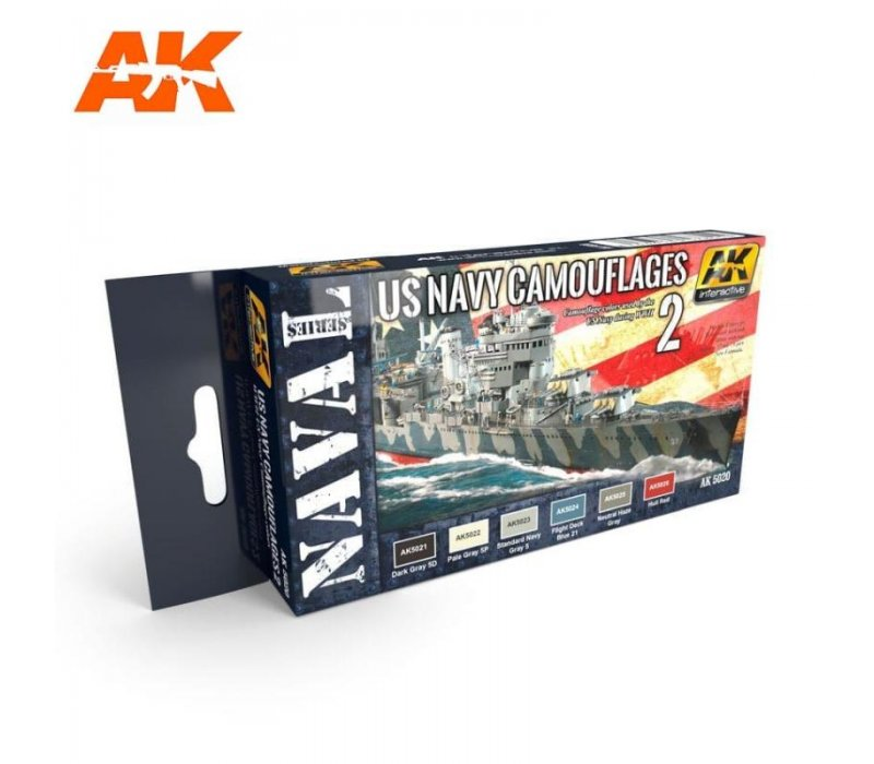 US NAVY CAMOUFLAGE VOL. 2