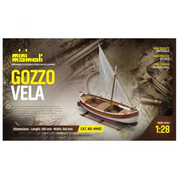 MM07 Gozzo med. vela