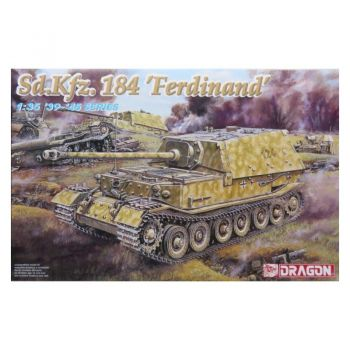 "Sd.Kfz. 184 ""Ferdinand"", 1/35  Dragon 6133"