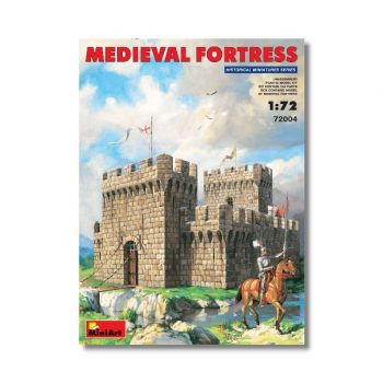Medieval Fortress, 1/72 | MiniArt 72004