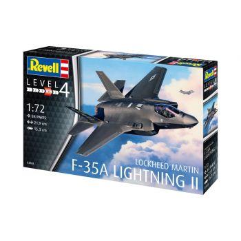 Lockheed Martin F-35A Lightning II, 1/72