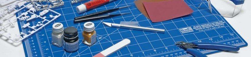 Εργαλεία Μοντελισμού - Plastimodellismo